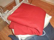 Möbelstoff rot