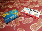 IceCool und Scrabble Junior vollständig