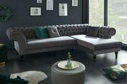 Neu Ecksofa Couch Paris II
