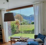 Vorhangstange Edelstahl-Optik 290cm Gardinia