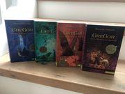 Gregor - Buchreihe 3-6