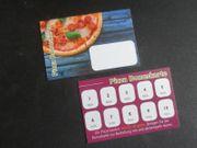 Pizza Bonuskarte Döner Bonuskarte 200