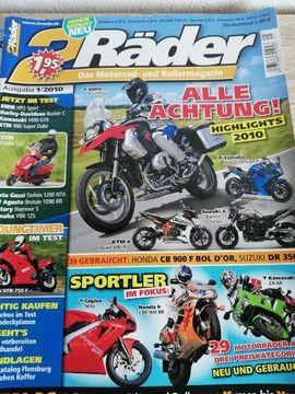 Motorräder Verschiedenes - Das Motorrad und Rollermagazin