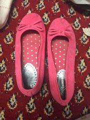 Mädchen Ballerina Schuhe