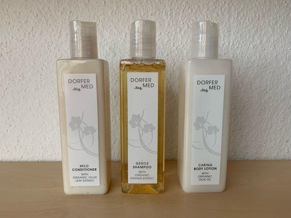 NEU Bio Shampoo Conditioner Bodylotion