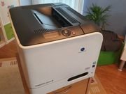 Farblaser-Drucker Konica Minolta magicolor 4650