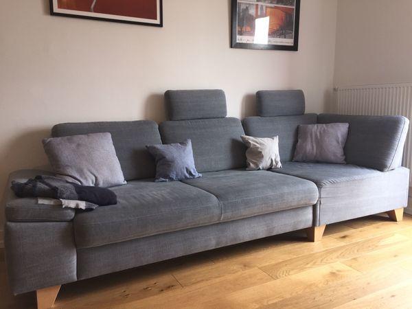 Massivholz Sofa Sonderanfertigung günstig abzugeben