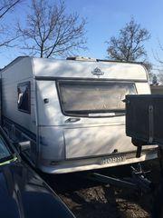 Wohnwagen Caravan Hobby exzellent 710