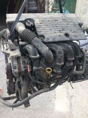 Motor--Ford Fusion 06 Motor Getriebe