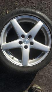 Alufelge 17 Zoll Audi VW