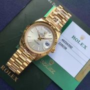 Rolex Day-Date 41 Gold Champagner