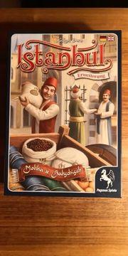 Erweiterung zum Gesellschaftsspiel Istanbul