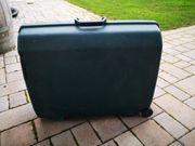 Schalen Koffer dunkelgrün