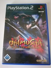 Omimusha 2 PS2 Game