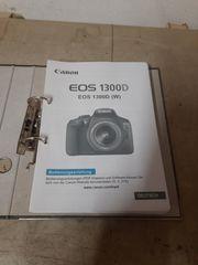 digitalkamera canon eos 1300d
