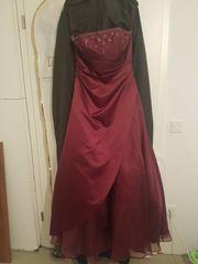 Elegantes Abendkleid Größe 40