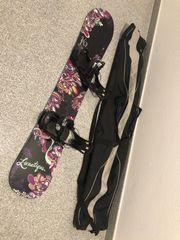 Snowboard K2 Typ Allmountain inkl