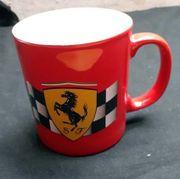 Scuderia Ferrari Kaffee-Tasse Offizielles Lizenzprodukt