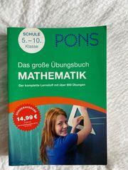 Pons Mathematik Das große Übungsbuch