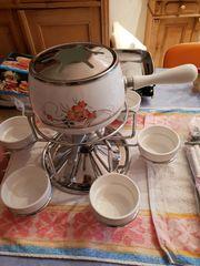 3 Fondues Küchenwaage