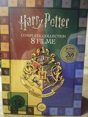 Harry Potter DVDs NEU