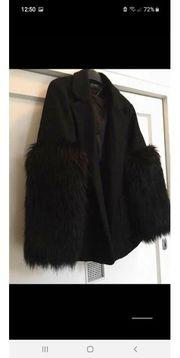 Mantel von Zara Gr 38