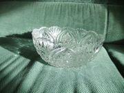 Schale Bleikristall wie NEU