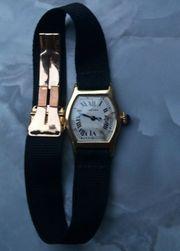 Antike Cartier Damenuhr aus Erbnachlass