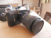 Fotoapparat Kamera Revueflex E