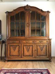 Stilmöbel - sehr schöner alter Wohnzimmerschrank - Eyecatcher