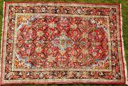 Orientteppich Saruk-Mahal von ca 1900