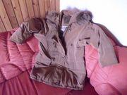Damen Winterjacke Parka Größe 36