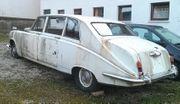 Oldtimer Jaguar Daimler DS420 4