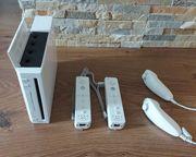 Wii Spielekonsole