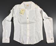La Martina Damen Bluse Hemd