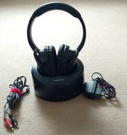 Tempi-Tec Digitaler Funk-Kopfhörer DH 1040