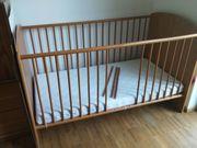 Kinder-Gitterbett 140 x 70 cm