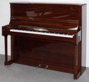 Klavier Ibach 127 Mahagoni poliert