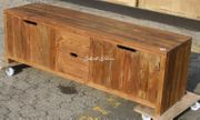 Lowboard Fernsehtisch Sideboard Kommode Teak