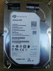 1TB SATA HDD Interne Festplatte