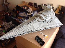 Lego Star Wars UCS 10030 Star Destroyer