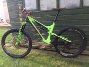 Scott Genius LT700 Carbon Mountainbike