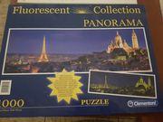 Panorama Puzzle 1000 Teile und