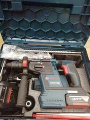 Bosch Professional AKKU Bohrhammer GBH