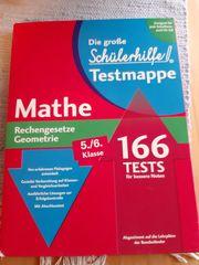 Die große Schülerhilfe Testmappe - Mathe