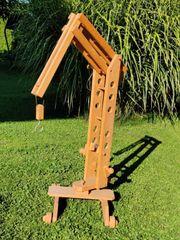 Holzkran 90cm Kinderspielzeug