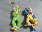 Clowns Sammler Dekoration