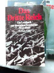 3 Reich 4 Bücher zur