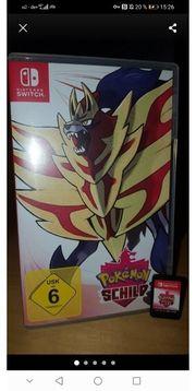 Pokemon Schild Edition