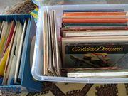 Schallplatten ca 55 Stück hauptsächlich